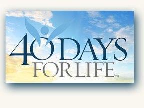 40 Days for Life Waco