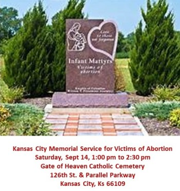 Kansas City Memorial Service