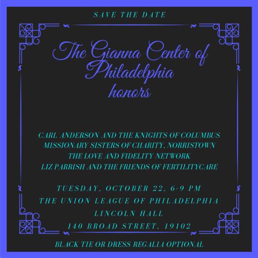 Gianna Center Philadelphia