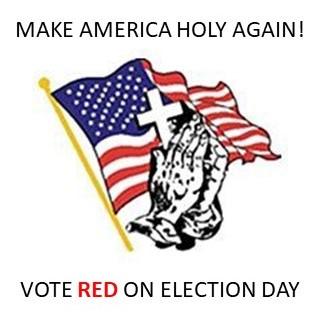 Make America Holy Again