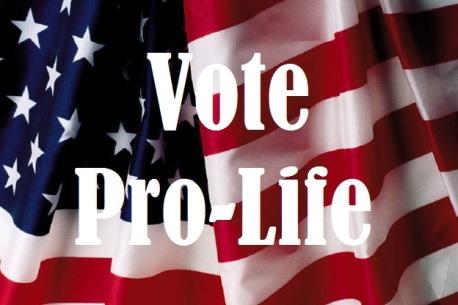 Vote prolife