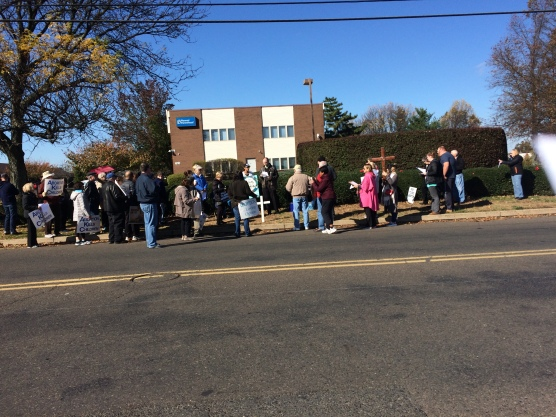 March for Life Warminster PP2019
