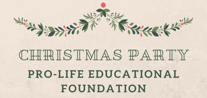 ProLife Educational Foundation