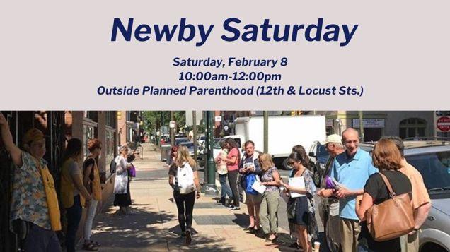 Newby Saturday